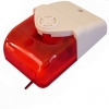 Electric Fence Alarm Siren and Strobe 47SS1 01