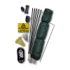 25m Deluxe Poultry Electric Netting Kit 47DPK25
