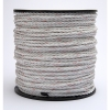 7mm White Professional 9 Strand Poly Rope 47PR7-200