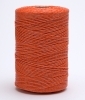 Supercharge Orange 3 Strand Electric Fence Poly Wire 400m 47P10